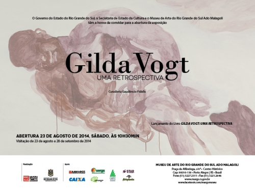 Convite Online - Gilda Vogt