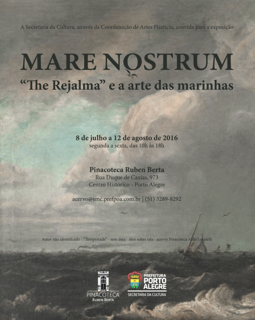 MARE NOSTRUM, convite digital